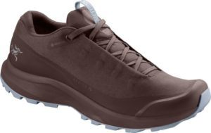 Arc'teryx Aerios FL Low GTX // One of the best lightweight hiking shoes for women