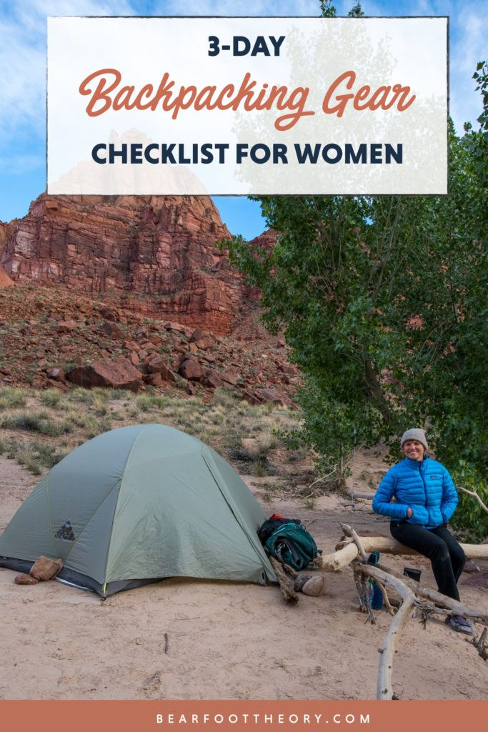 This complete backpacking checklist covers all the essential lightweight gear you'll need including sleep systems, cookware, toiletries, and clothing.
