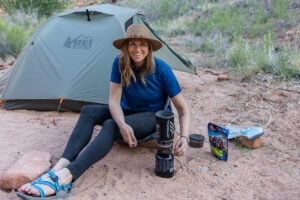 How to Have a Safe Campfire & Leave No Trace
