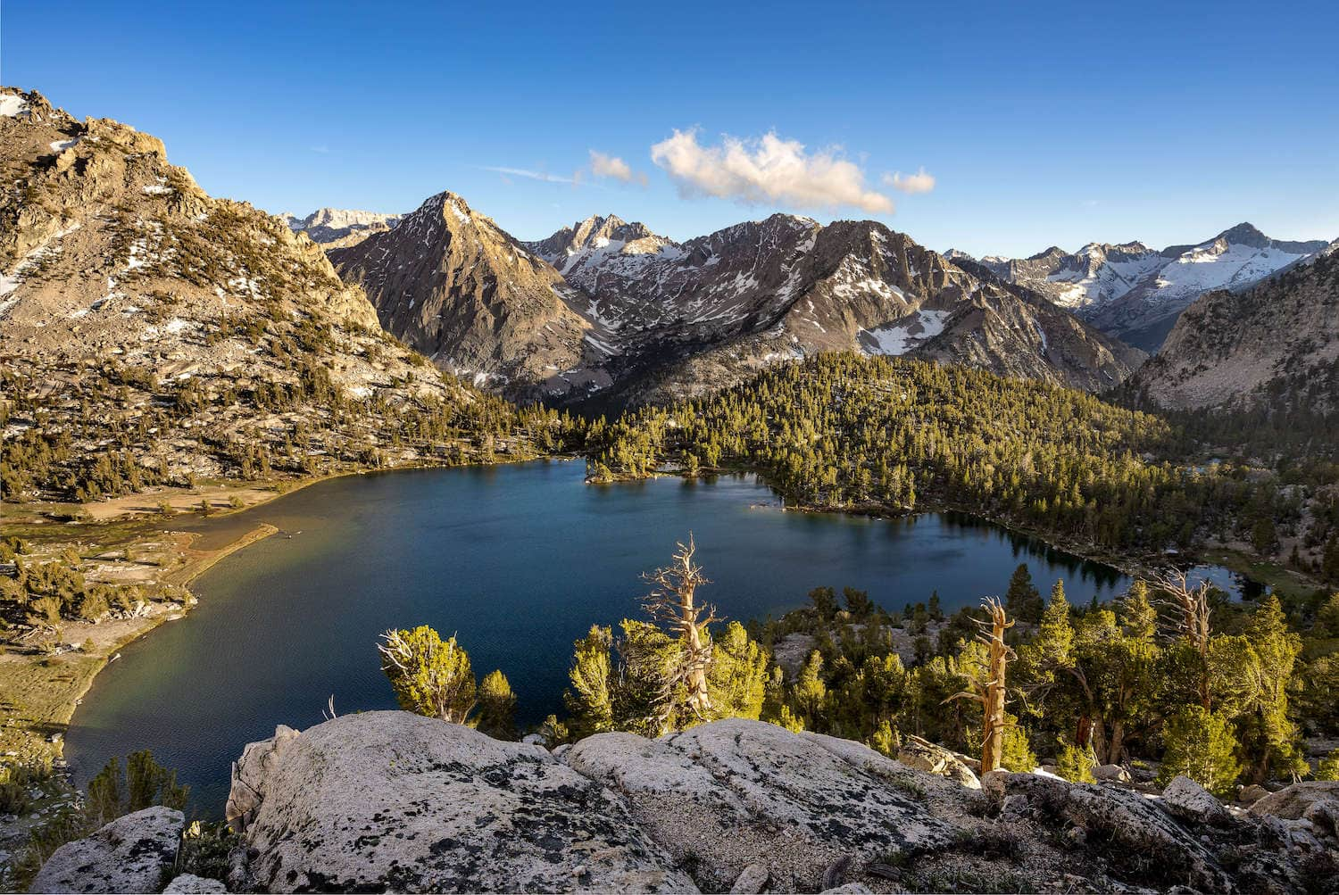 How To Resupply on the John Muir Trail