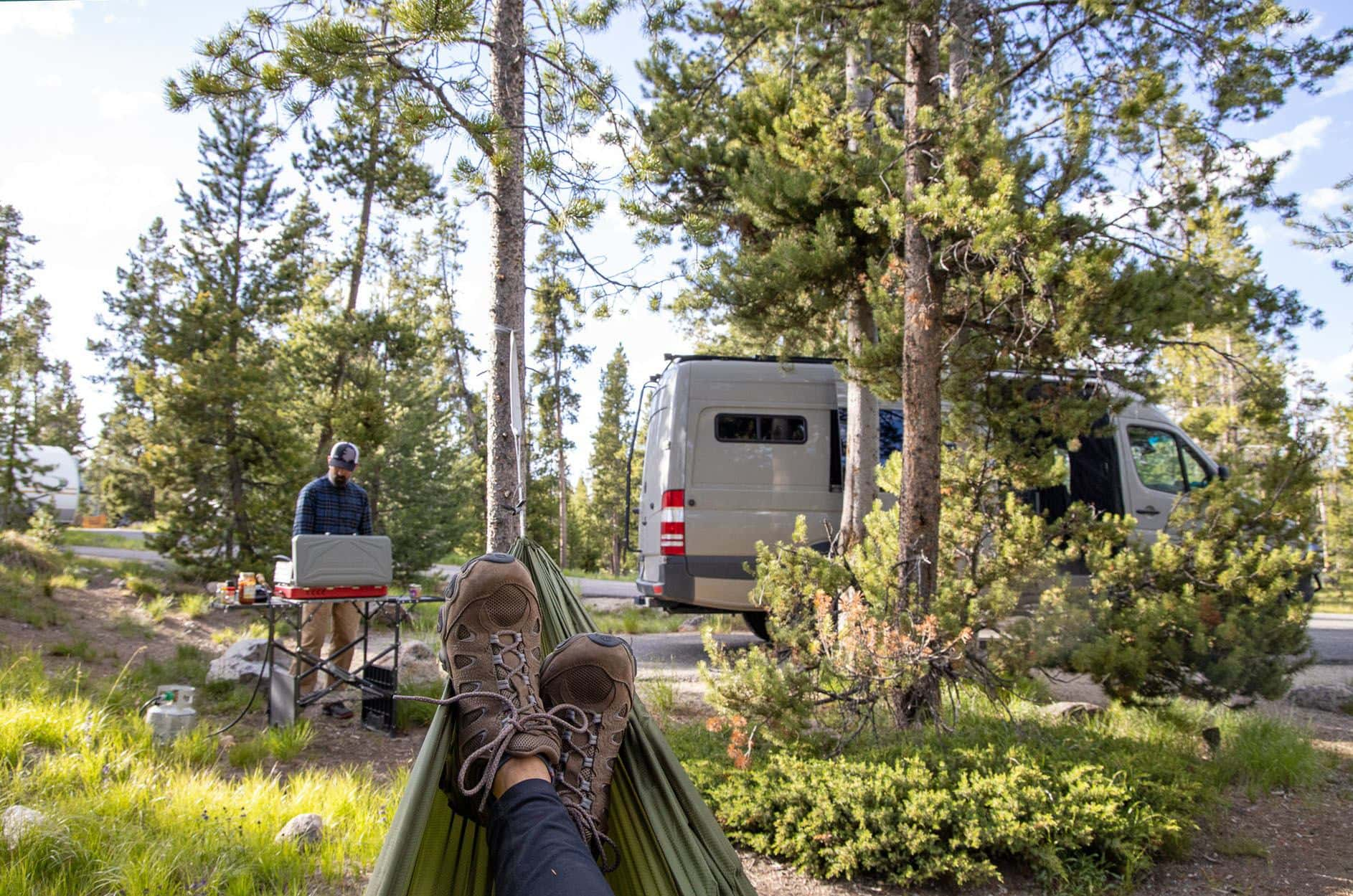 Learn how to car camp like a pro with these Car Camping 101 tips with advice on finding free campsites, packing and gear, cooking and Leave No Trace.