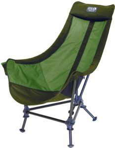 ENO Lounger DL Chair // The most comfortable camp chair and the best camp chair for a bad back