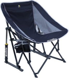 GCI Outdoor Pod Rocker Chair // The best rocking chair for camping