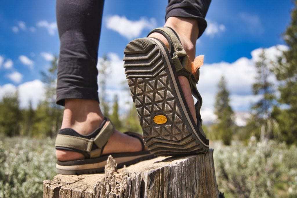 The new Teva Universal Trail Sandals can go from the trail, to camp, to town. Get my review of these comfy, cute & functional multipurpose outdoor sandals