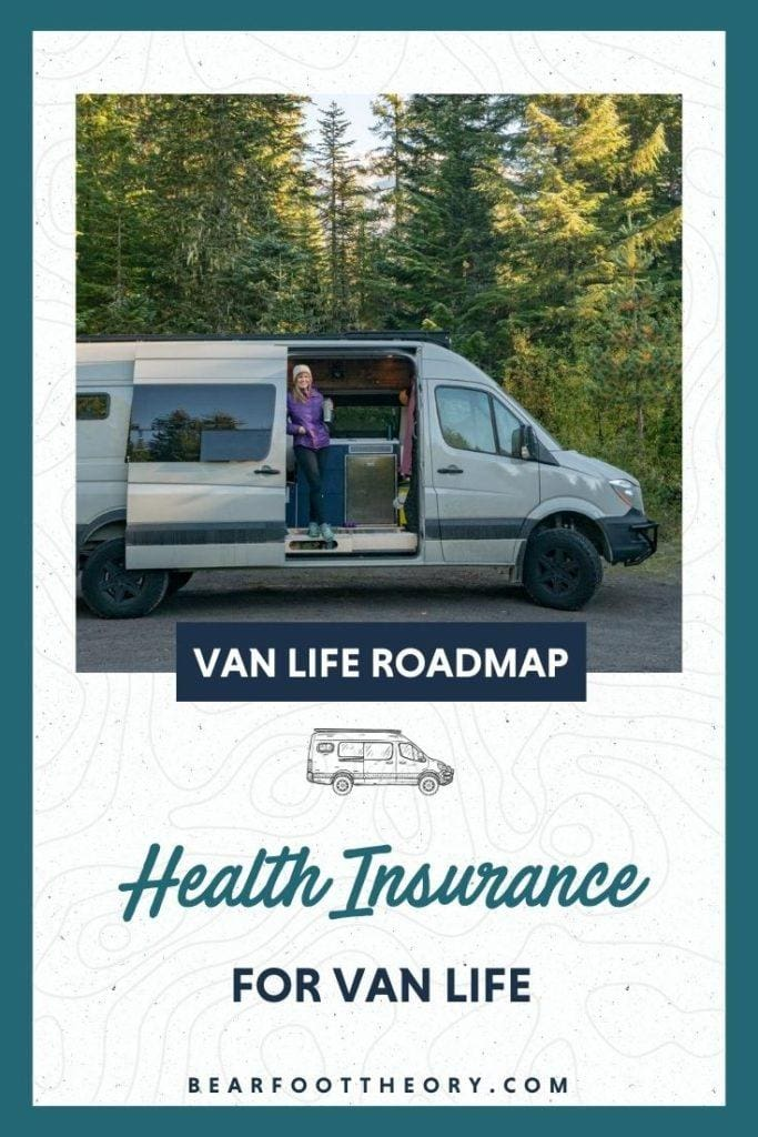 Health insurance as a van lifer is tricky when you're always on the move. Learn about your best options here.