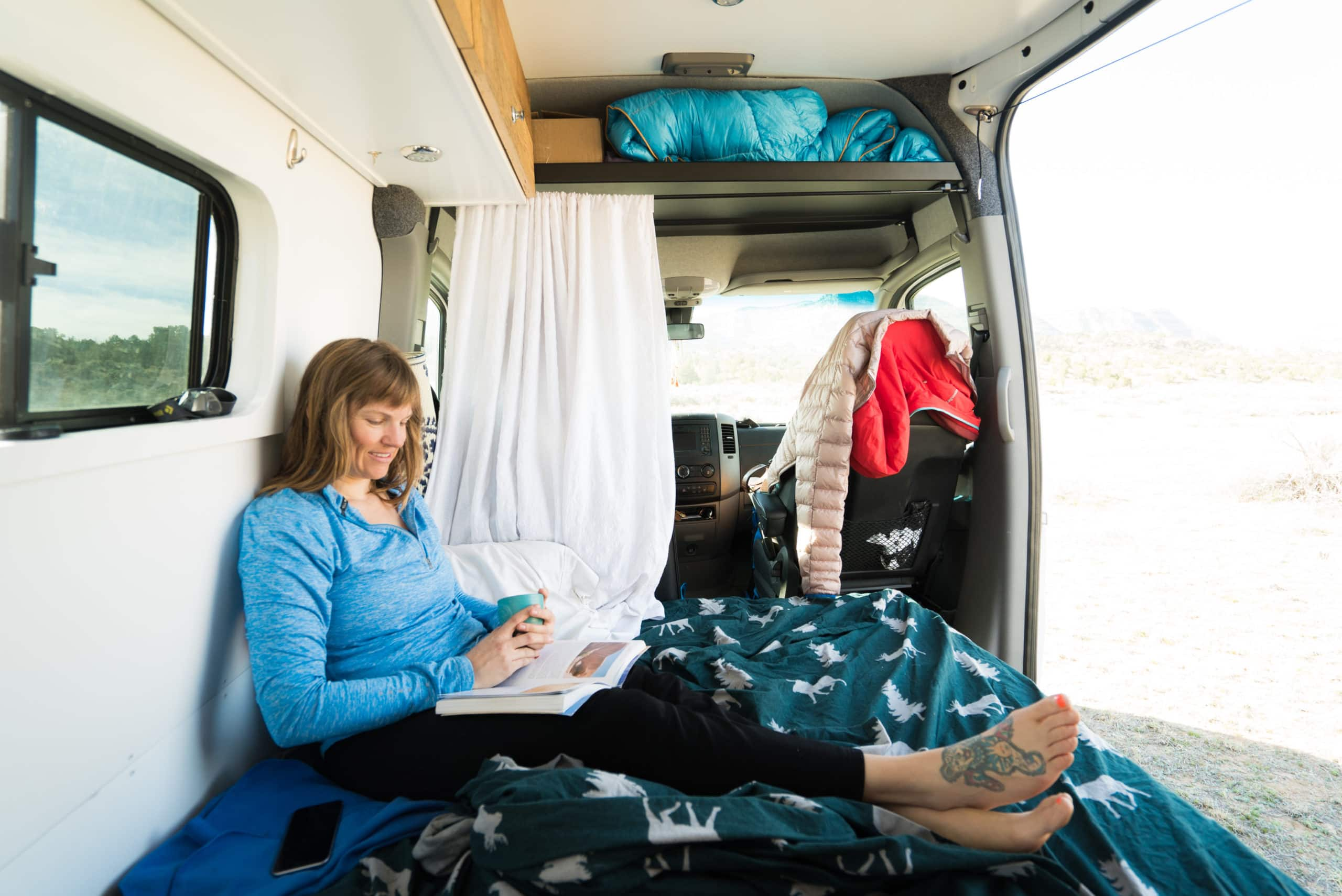 Before you move into your van full-time, you need to set up a home address. Learn about the popular states to establish residency and how to get mail.