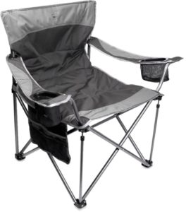 REI Co-op Camp Xtra Chair // One of the best budget camping chairs