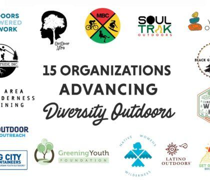 These organizations are working to improve diversity outdoors and could use your help. Learn about the important work they're doing and lend your support.