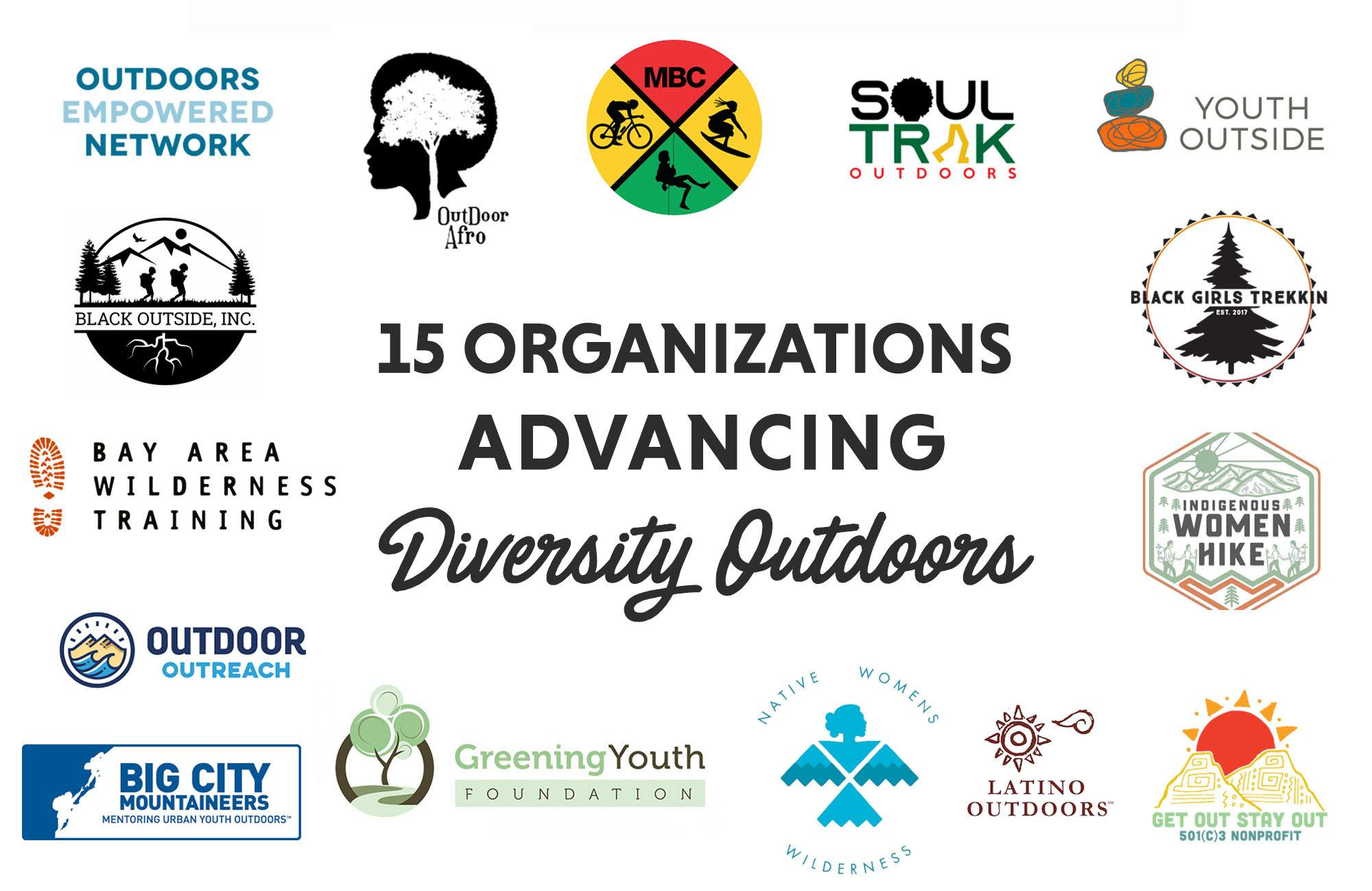 15 Organizations Advancing Diversity Outdoors