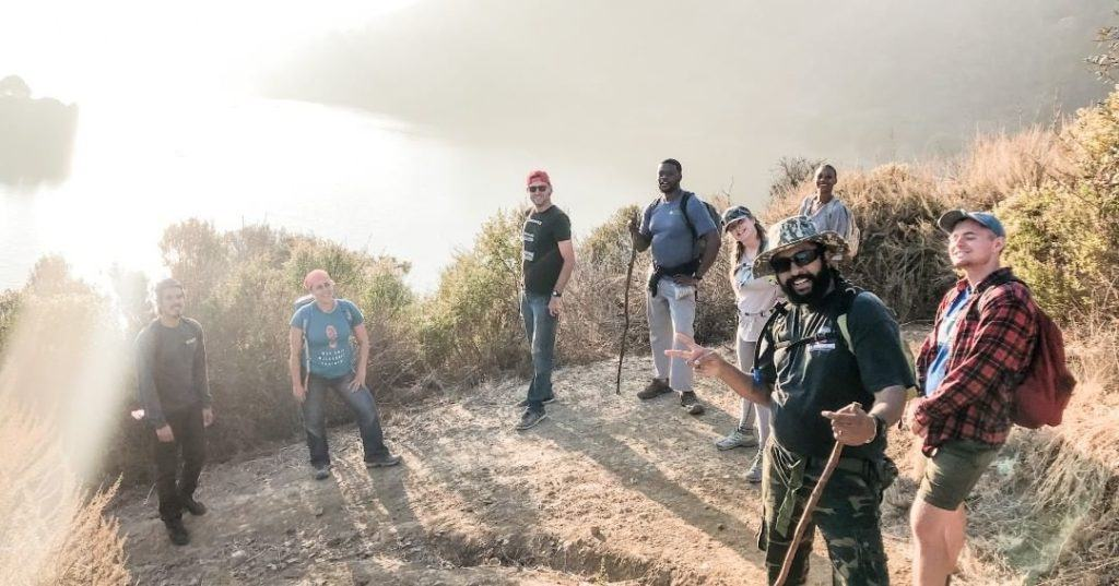 Bay Area Wilderness Training provides outdoor experiences for low income youth and youth of color
