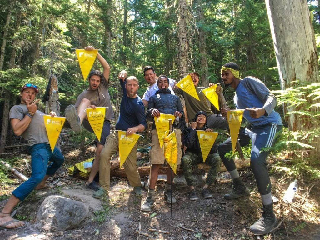 Big City Mountaineers provides gets under resourced youth outdoors