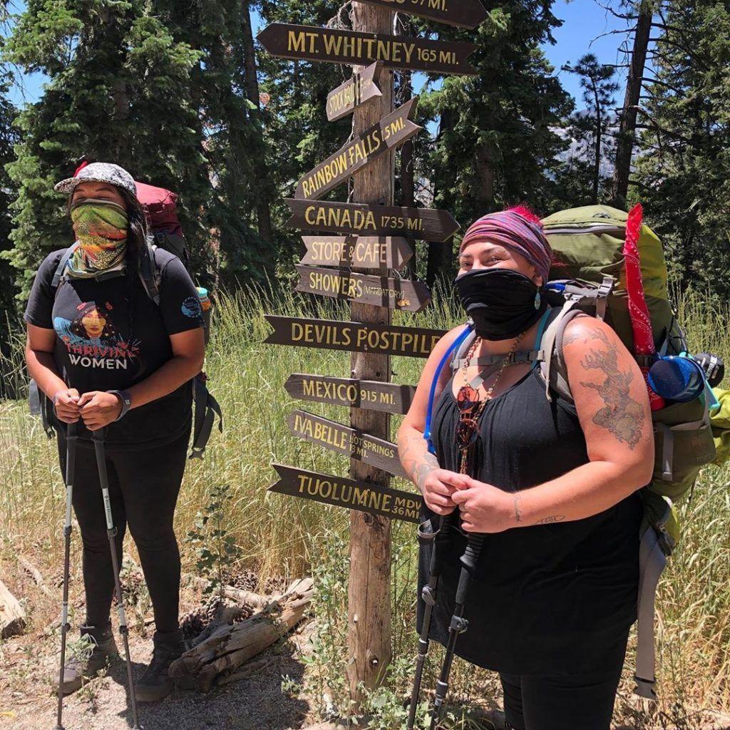 Indigenous Women Hike helps Indigenous women get outside