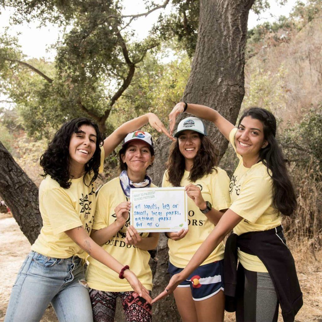 Latino Outdoors connects Latino communities to the outdoors