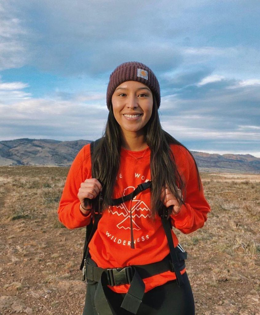 Native Women's Wilderness raises the voices of Native Women in the outdoors
