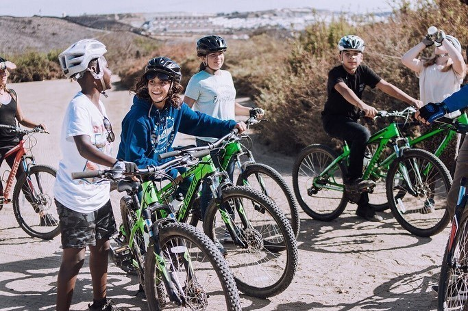 Outdoor Outreach connects low income youth with the transformative power of the outdoors