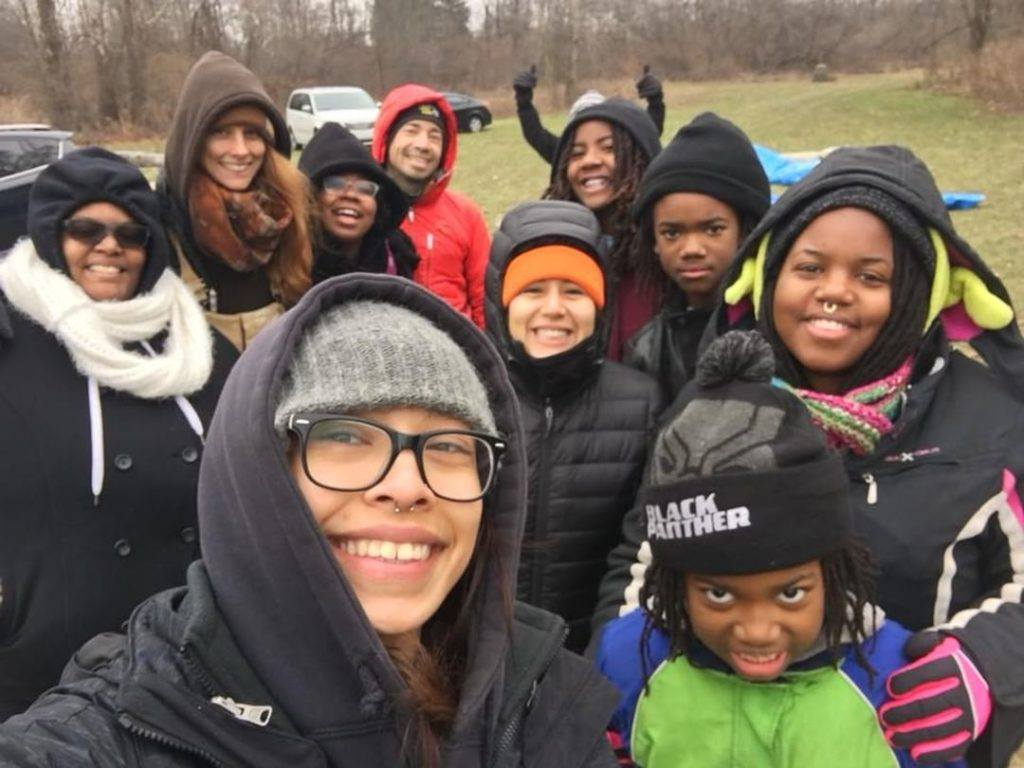 Outdoors Empowered Network is working to improve diversity outdoors and serve underpriveledged youth