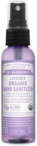 Hand Sanitizer // A road trip essential