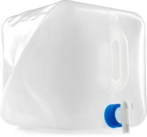 Water Jug // Add this to your road trip packing checklist