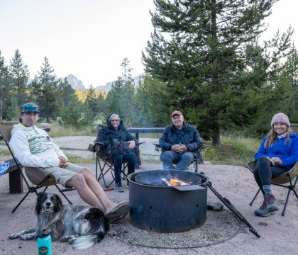 Check out the best camp chairs of 2021 including the best lightweight chairs, the most comfortable chairs, camp rocking chairs, and classic folding chairs.