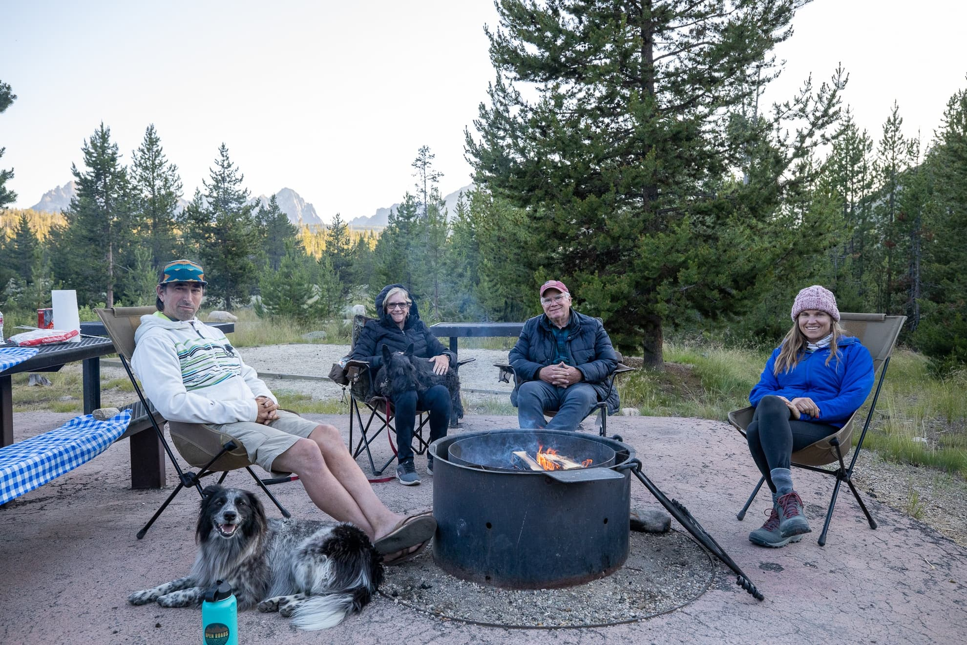 Here are the best camp chairs of 2021 including the top lightweight, comfortable options for camping to keep your back and tush happy.