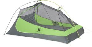 NEMO Hornet 2 Tent // One of the best 2-person tents for backpacking