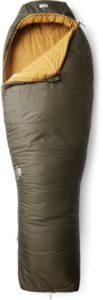 REI Co-op Trailbreak 30 // A good budget sleeping bag option for backpacking