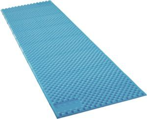 Therm-a-Rest Z-Lite Sol Sleeping Pad / A cheap sleeping pad for backpacking on our budget gear list