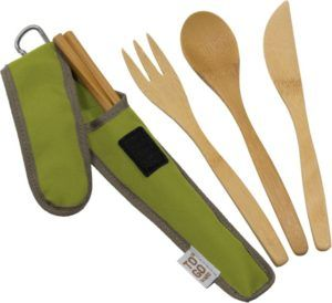 Reusable Utensil Set // Perfect for road trips