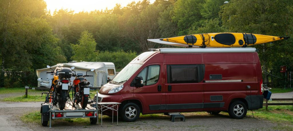 Stealth camping in urban areas is often necessary when living van life. Learn tips for stealth camping including safety and where to park.