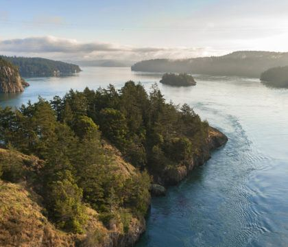 Plan your Washington road trip with this guide to the best stops for outdoor adventure including National Parks, towns, hikes, and more.
