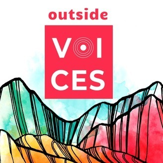 Outside Voices Podcast // One of the best outdoo podcasts for social change, equity, and diversity outdoors