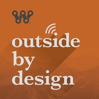 Outside by Design / One of the best outdoor podcasts for creatives
