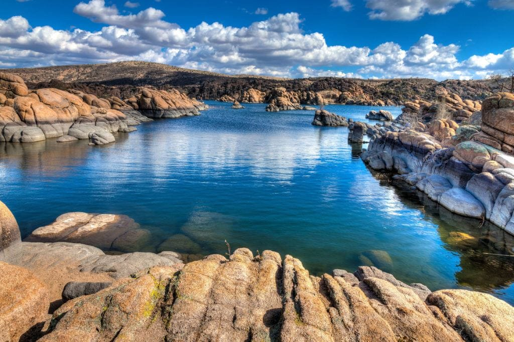 Prescott / One of the best Arizona road trip stops for outdoor enthusiasts.