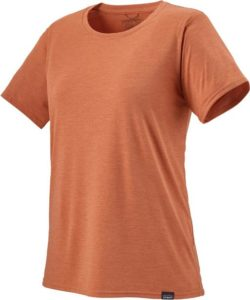 Patagonia Cool Daily Shirt // One of the best women's tops for sun protection while hiking
