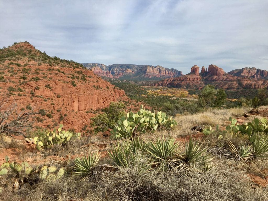 Sedona / One of the best Arizona road trip stops for outdoor adventure.