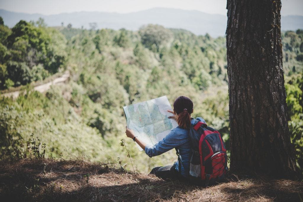 Get our tips for managing your outdoor fears whether you're scared of bugs, animals, getting lost, being a newbie, or being out of shape so you can get outside and adventure!