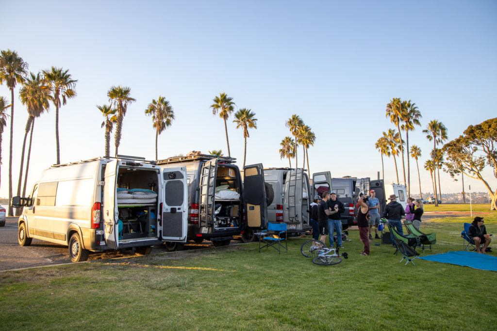 Wondering whether you can afford van life? Learn about common van life costs and expenses and wha to budget for on the road.