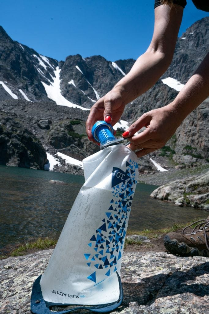 Check out the best water filters for backpacking and learn how to choose the best water filter or purification system for your next adventure.