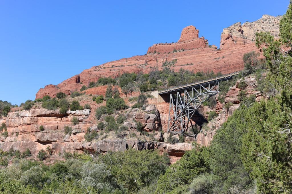 Huckaby Trail // Plan your next adventurous Sedona trip with this 4-day Sedona itinerary including the best hikes, restaurants, and things to do!