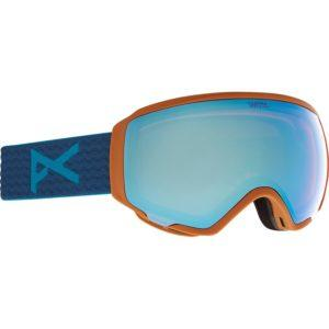 Anon WM1 Goggles // Learn what to wear skiing with this complete guide to skiing apparel including everything you need to be comfortable and warm on the slopes.
