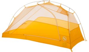 Big Agnes Tiger wall UL1 Tent // One of the best 1-person tents for backpacking