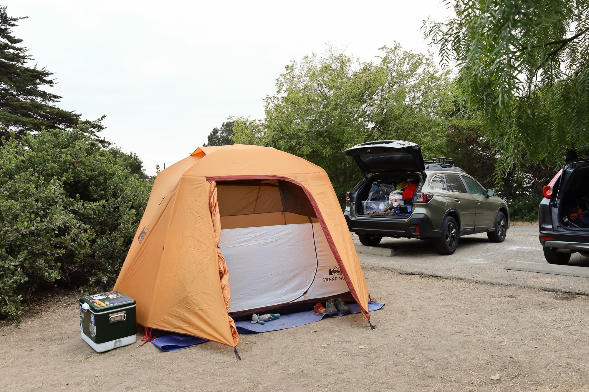 Car Camping Essentials Packing Checklist