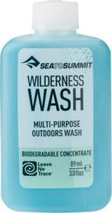 Sea to Summit Wilderness Wash // camp kitchen essentials