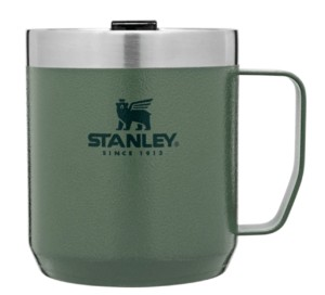 Legendary Camp Mug // Check out the best drinkware gifts for camping and van life by Stanley for gifts that will last a lifetime.