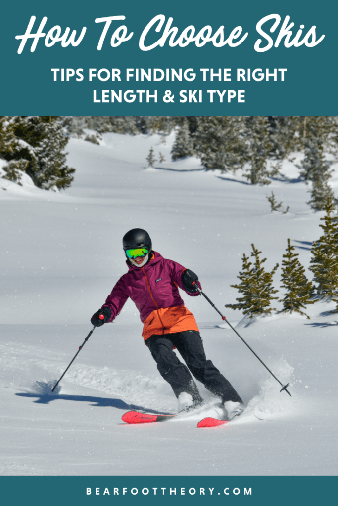 Curious about how to choose skis for this winter season? Learn all the important factors to consider when buying new skis in this post.