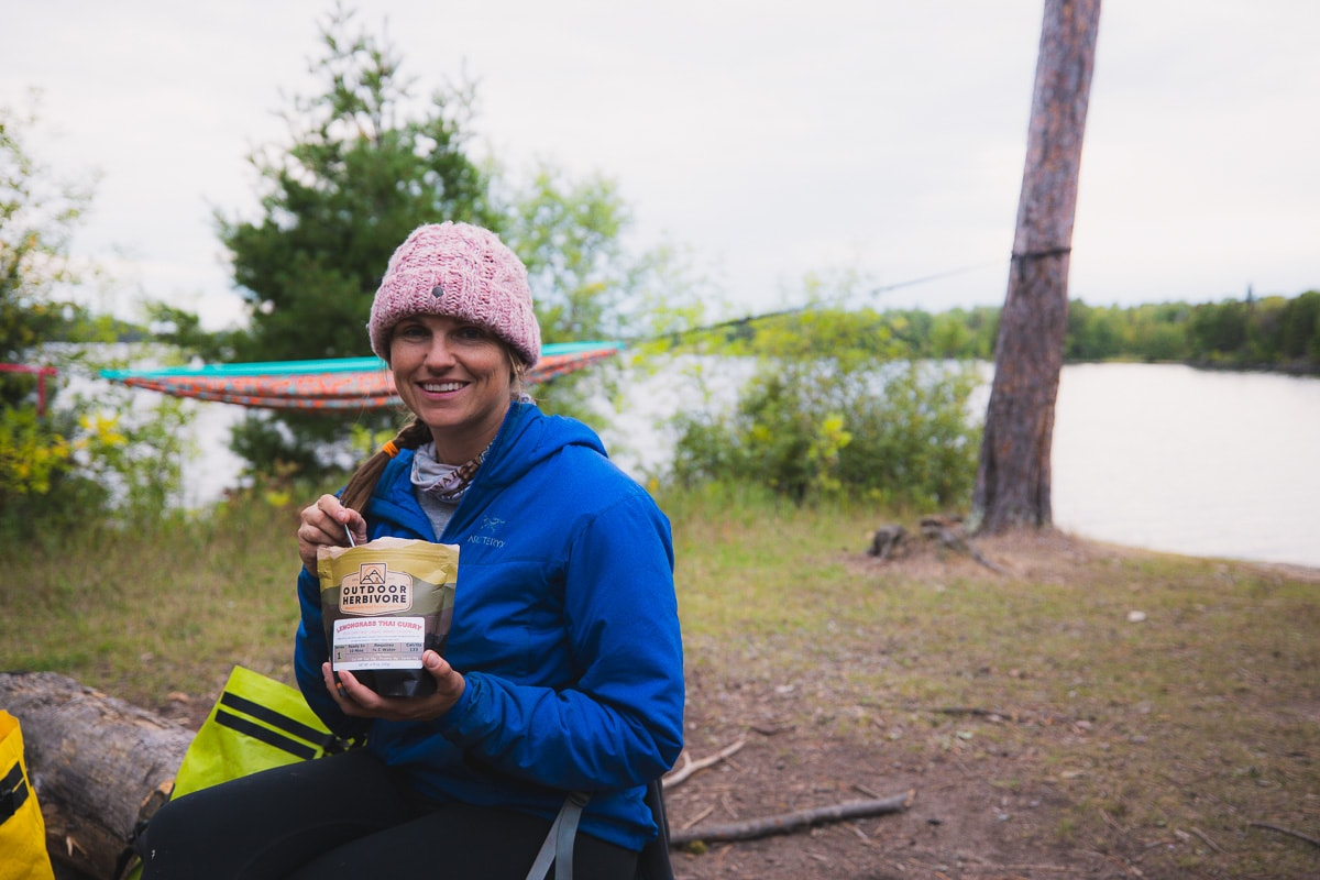Best Lightweight Vegan Backpacking Food Ideas
