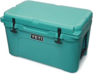 YETI Tundra Cooler // Planning an epic car camping trip? Use this car camping packing checklist to narrow down what you need and avoid forgetting the essentials.