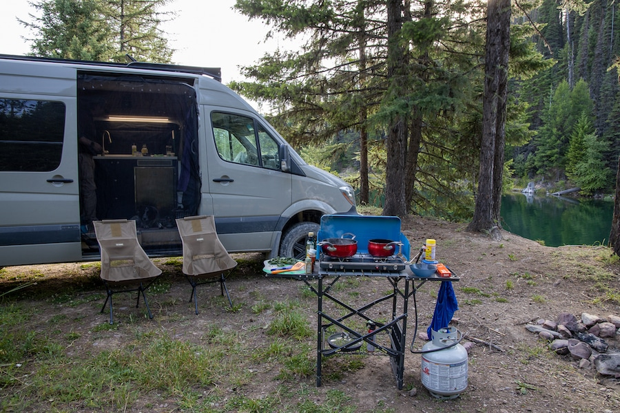 Learn how to save money on the road with these 10 tips and strategies for making van life financially sustainable and affordable.