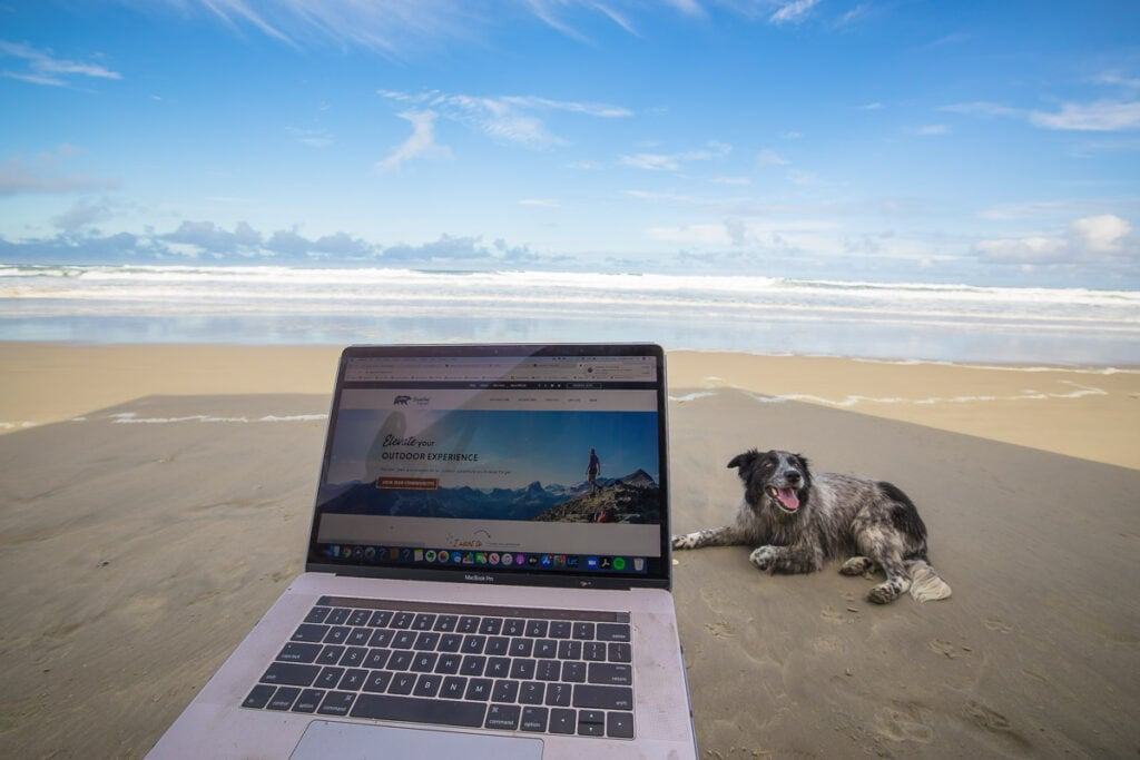 Want to do van life and earn income while traveling? Learn how to make money on the road and get tips for establishing a remote career.