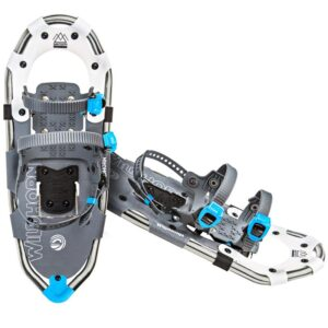 WildHorn Sawtooth Snowshoe // Learn how to snowshoe with our snowshoeing 101 guide. Read tips on how to find trails, buy snowshoeing gear, and other important safety tips.